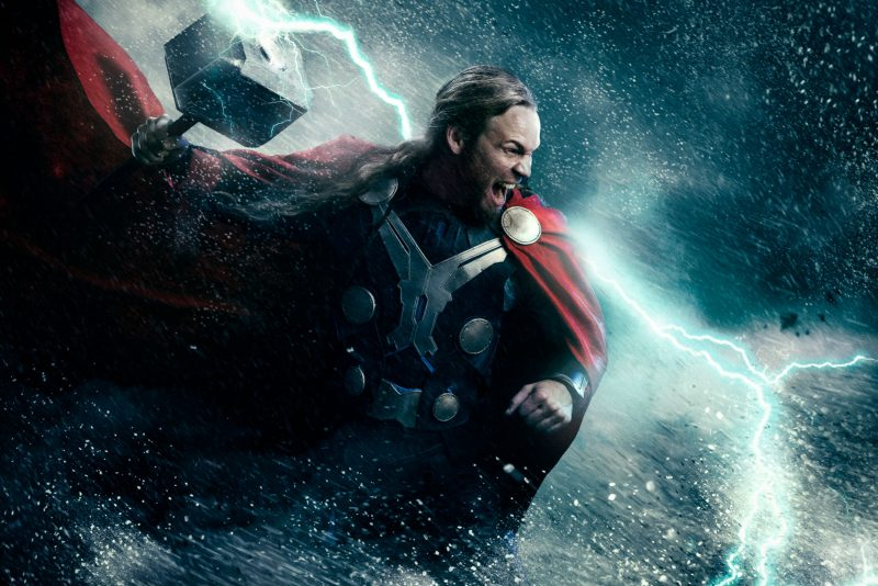 Thor, god of thunder, Marvel