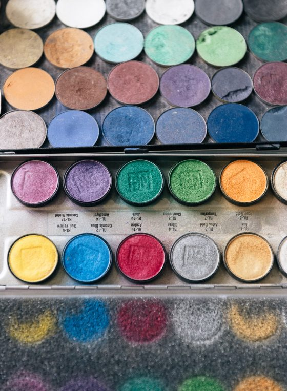 make up palettes