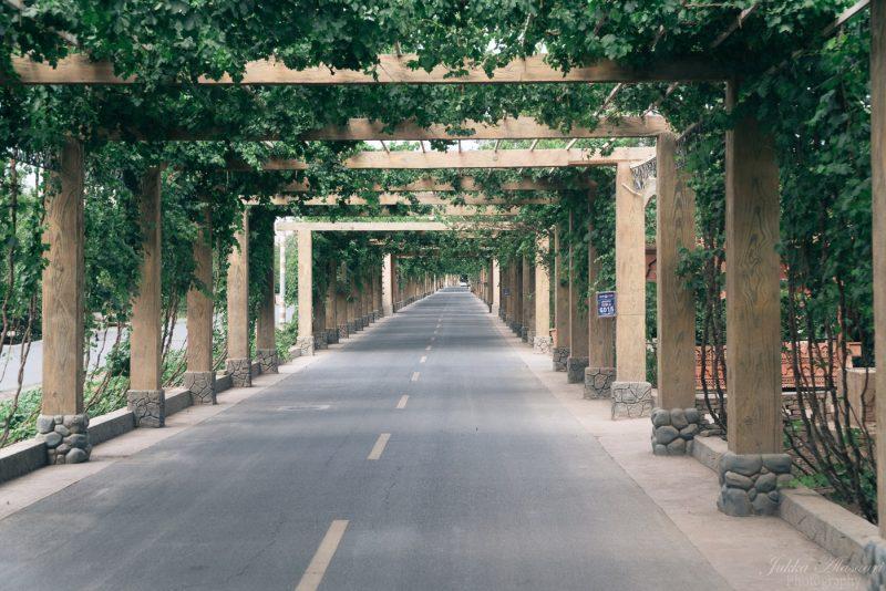 silk road china Kashgar