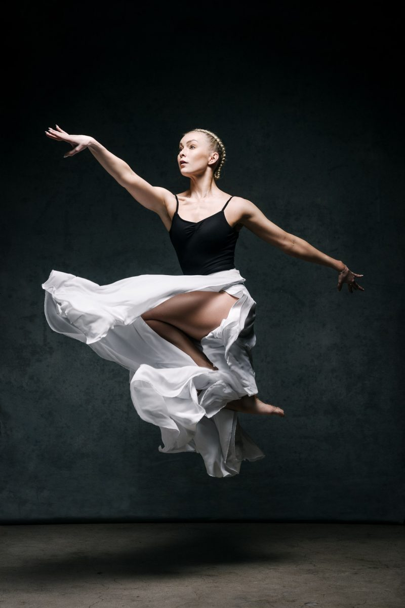Tanssija Kia Lehmuskoski